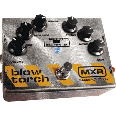 DUNLOP MXR BLOWTORCH