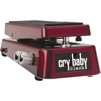 DUNLOP SW95 SLASH SIGNATURE CRYBABY