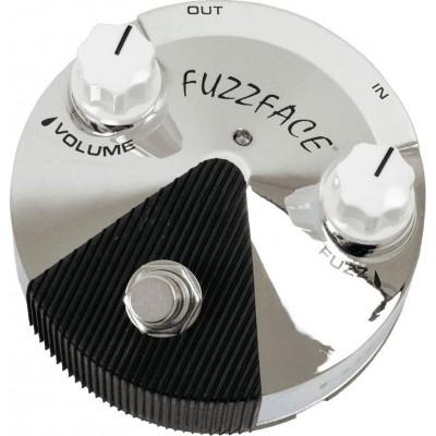DUNLOP FFM6-C FUZZ FACE MINI HENDRIX CHROME