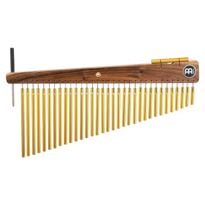 MEINL CHIMES 33 BARS GOLD ANODIZED ALUMINUM ALLOY