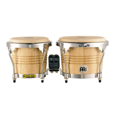 MEINL MARATHON EXCLUSIVE SERIES (DE PATENT) FWB200 WOOD BONGO 6 3/4
