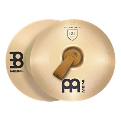 MEINL PAIRE CYMBALES MARCHING 20