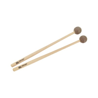 MEINL SMALL FELT HEADS, HARD 12 1/2