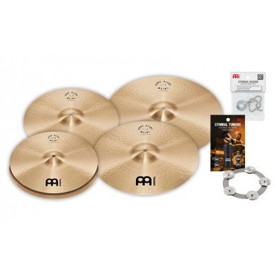 MEINL SET MEINL PURE ALLOY 14/16/18/20