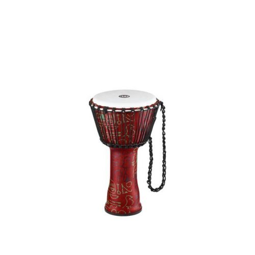 MEINL TRAVEL SERIES ROPE TUNED DJEMBES WITH SYNTHETIC HEAD (PATENTED) 10