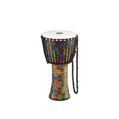MEINL TRAVEL SERIES ROPE TUNED DJEMBES WITH SYNTHETIC HEAD (PATENTED) 12