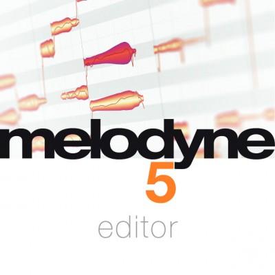 CELEMONY MELODYNE 5 EDITOR UPD EDITOR