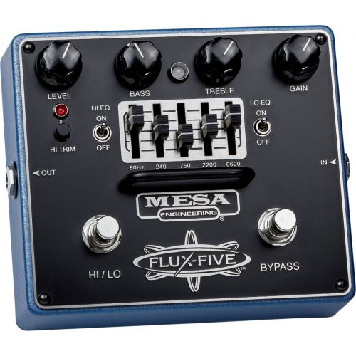 MESA BOOGIE DUAL-MODE OVERDRIVE