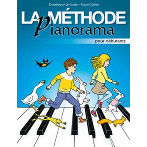 HIT DIFFUSION LA METHODE PIANORAMA POUR DEBUTANTS