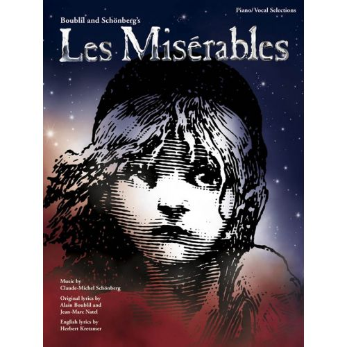 MUSIC SALES LES MISERABLES - PVG