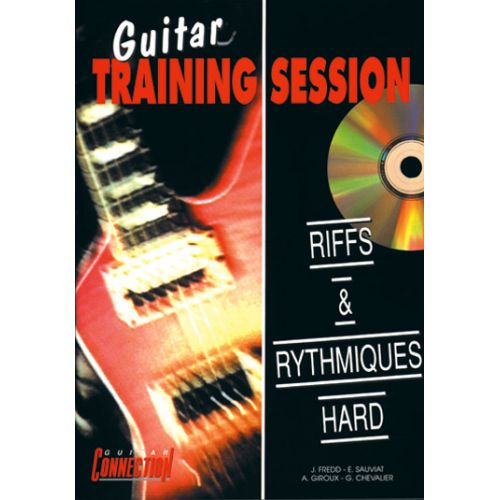 PLAY MUSIC PUBLISHING RIFFS & RYTHMIQUES HARD + CD - GUITARE TAB