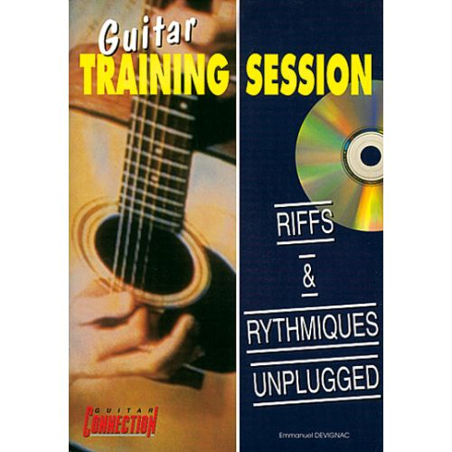 PLAY MUSIC PUBLISHING DEVIGNAC EMMANUEL - RIFFS & RYTHMIQUES UNPLUGG.+CD - GUITARE TAB