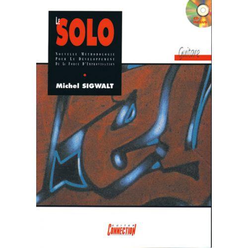 CARISCH MICHEL SIGWALT - LE SOLO + CD