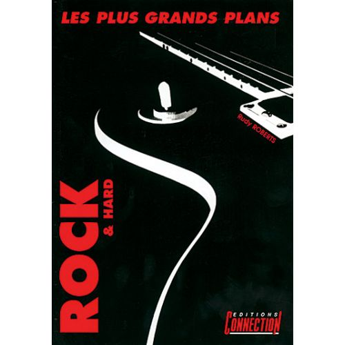 PLAY MUSIC PUBLISHING ROBERTS RUDY - GRANDS PLANS DU ROCK + CD - GUITARE TABV