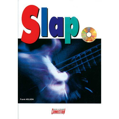 PLAY MUSIC PUBLISHING NELSON FRANK - SLAP + CD - BASSE