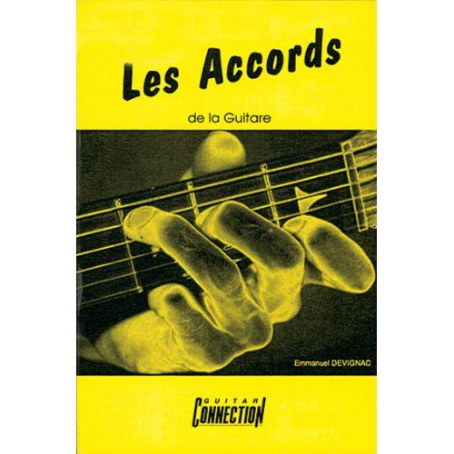 PLAY MUSIC PUBLISHING DEVIGNAC EMMANUEL - ACCORDS DE LA GUITARE - GUITARE TAB