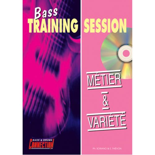 PLAY MUSIC PUBLISHING THIEVON E., SORIANO PH. - METIER & VARIETE + CD - BASSE