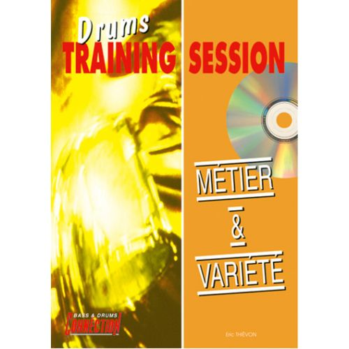 PLAY MUSIC PUBLISHING THIEVON ERIC - METIER & VARIETE + CD - BATTERIE