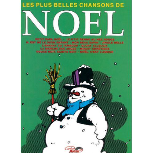 CARISCH LES CHANSONS DE NOEL - PVG