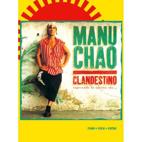 CARISCH MANU CHAO - CLANDESTINO - PVG