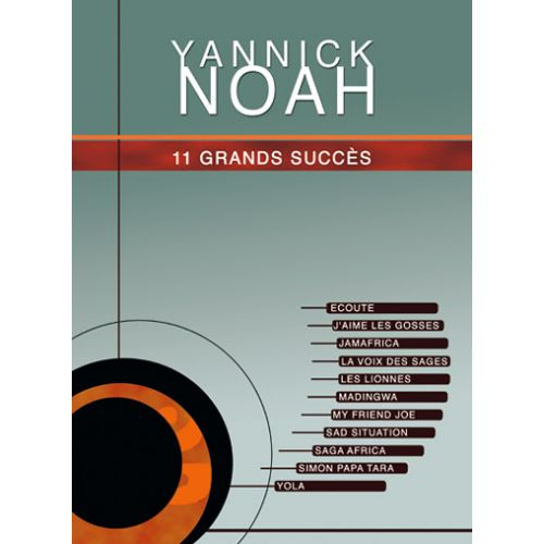 CARISCH NOAH YANNICK - 11 GRANDS SUCCES - PVG