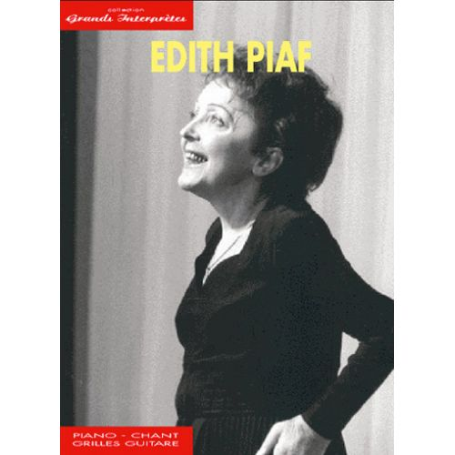 CARISCH PIAF EDITH - COLLECTION GRANDS INTERPRETES - PVG