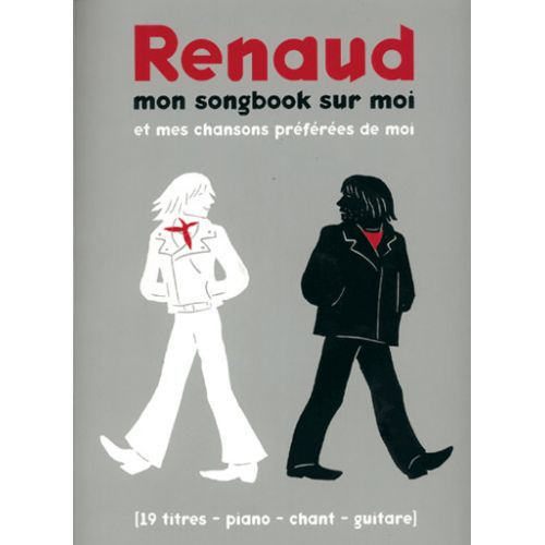 BOOKMAKERS INTERNATIONAL RENAUD - MON SONGBOOK SUR MOI - PVG