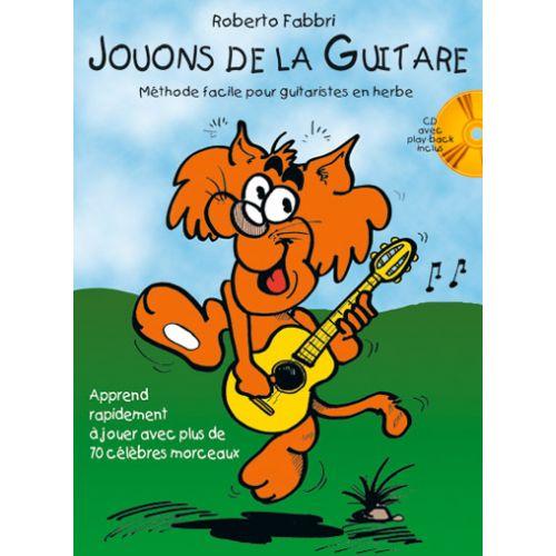 CARISCH FABBRI ROBERTO - JOUONS DE LA GUITARE + CD