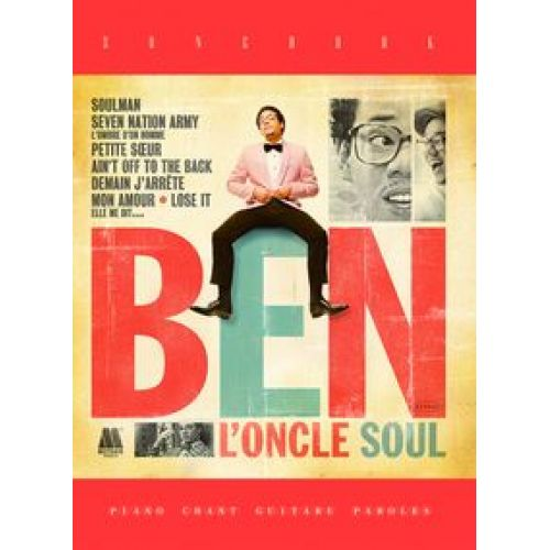 BOOKMAKERS INTERNATIONAL BEN L'ONCLE SOUL - SONGBOOK - PVG