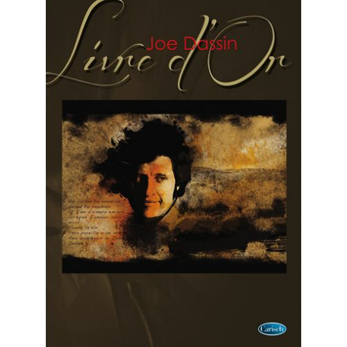 CARISCH DASSIN JOE - LIVRE D'OR - PIANO, CHANT