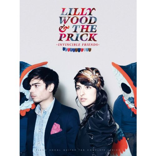 BOOKMAKERS INTERNATIONAL LILLY WOOD AND THE PRICK - INVICIBLE FRIENDS - PVG TAB
