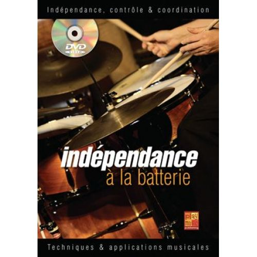 PLAY MUSIC PUBLISHING PERROQUIN R. - INDEPENDANCE A LA BATTERIE
