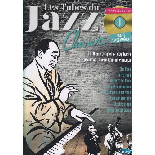 COUP DE POUCE ROUX DENIS - LES TUBES DU JAZZ VOL.1 + CD - CLAVIERS