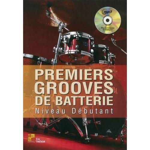 PLAY MUSIC PUBLISHING THIEVON ERIC - PREMIERS GROOVES DE BATTERIE + CD