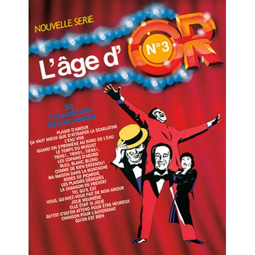 CARISCH AGE D'OR VOL. 3 - PVG