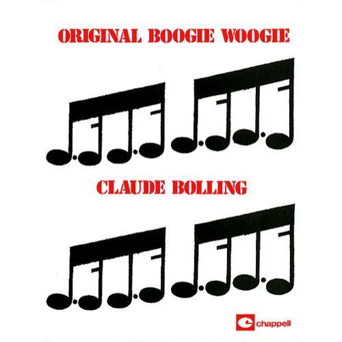 IMP BOLLING CLAUDE - ORIGINAL BOOGIE WOOGIE - PIANO