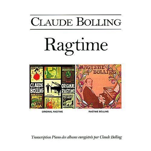 IMP BOLLING CLAUDE - RAGTIME - PIANO