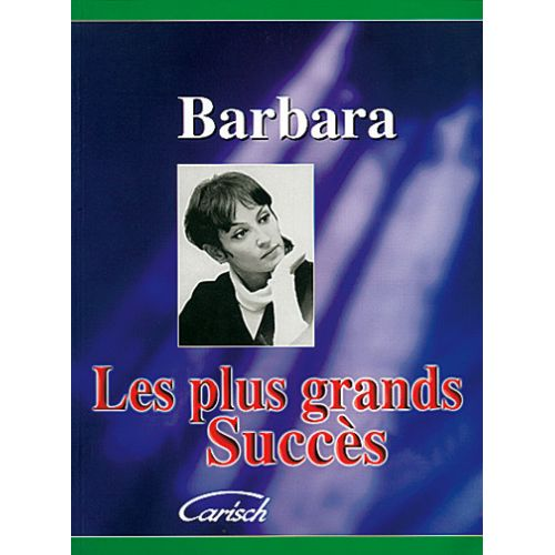 CARISCH BARBARA - PLUS GRANDS SUCCES BARBARA - PVG