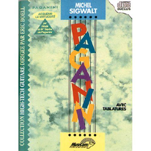 MUSICOM SIGWALT MICHEL - PAGANINI ET VIRTUOSITE + CD