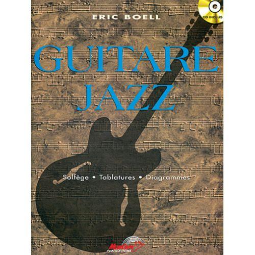MUSICOM BOELL ERIC - GUITARE JAZZ + CD