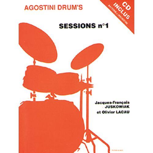 CARISCH JUSKOWIAK, LACAU - SESSIONS VOL. 1 + CD