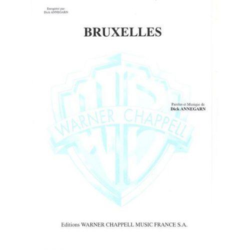 WARNER BROS ANNEGARN DICK - BRUXELLES - FORMAT PVG