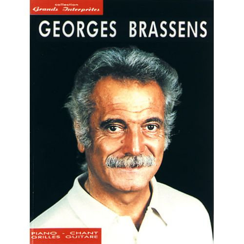 CARISCH BRASSENS GEORGES - COLL. GRANDS INTERPRETES - PVG