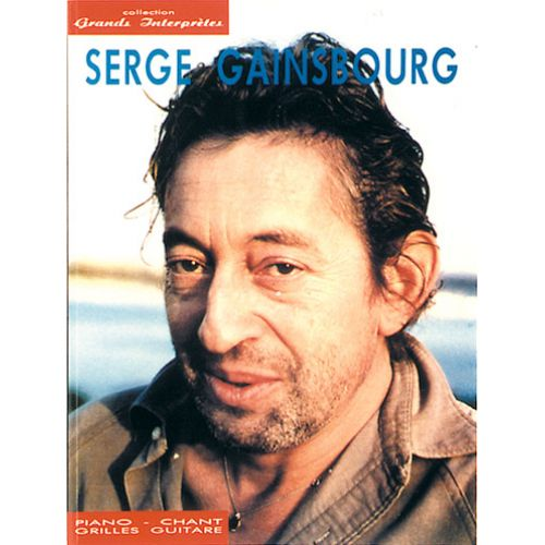 CARISCH GAINSBOURG SERGE - COLLECTION GRANDS INTERPRETES