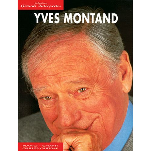 CARISCH MONTAND YVES - COLLECTION GRANDS INTERPRETES - PVG