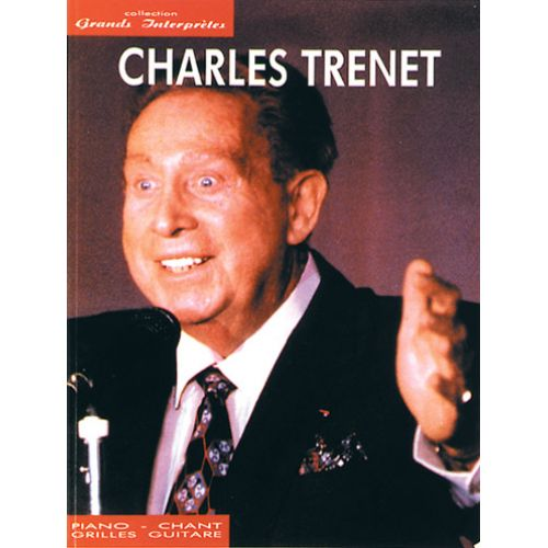 CARISCH CHARLES TRENET - COLLECTION GRANDS INTERPRETES - PVG