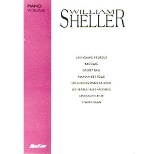 CARISCH SHELLER WILLIAM VOLUME 1 - CHANT / PIANO
