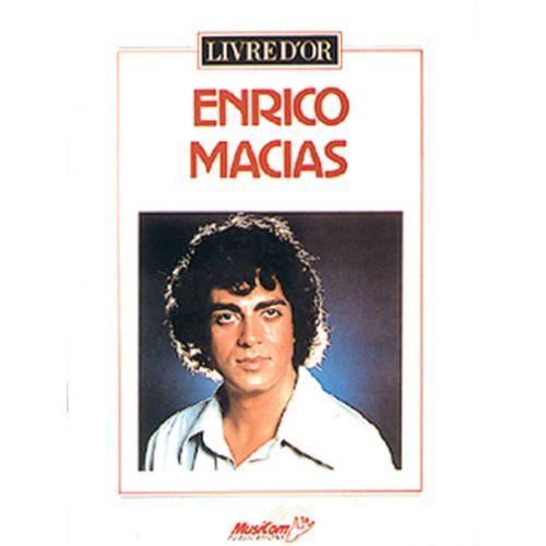 MUSICOM MACIAS ENRICO - LIVRE D'OR - PIANO, CHANT