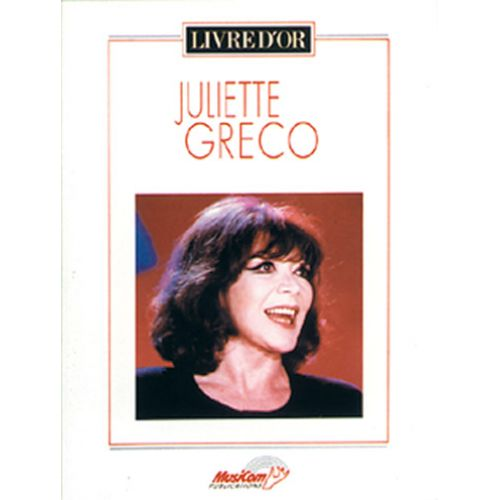 MUSICOM GRECO JULIETTE - LIVRE D'OR - PVG