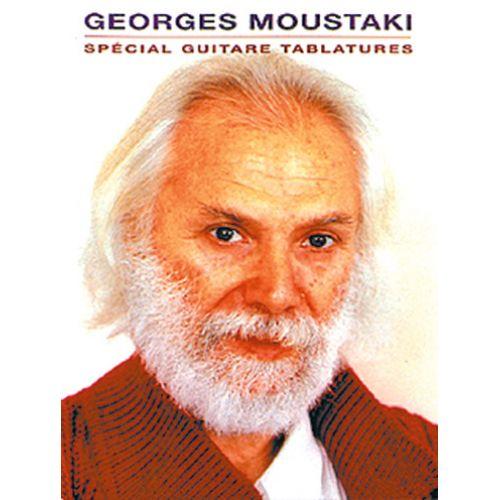 CARISCH MOUSTAKI GEORGES - SPECIAL GUITARE TABLATURES
